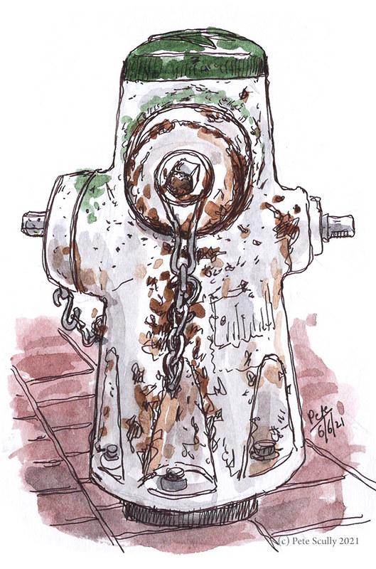 oakland hydrant