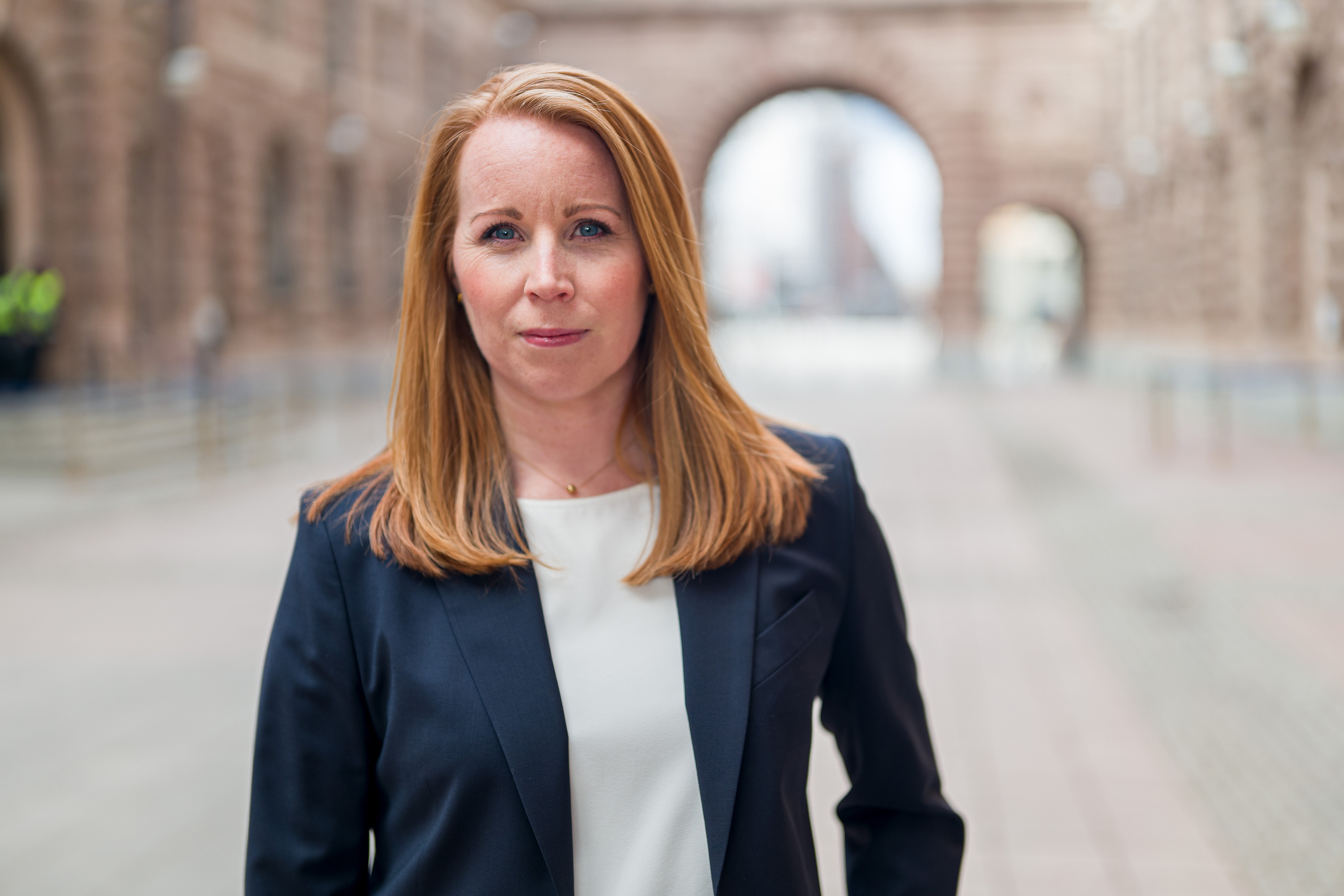 Annie Lööf and the Center Party are open to negotiating the January agreement again