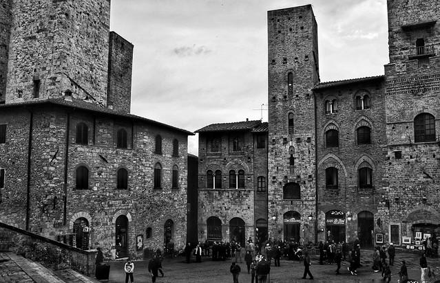 Medieval Tuscany {Explored}