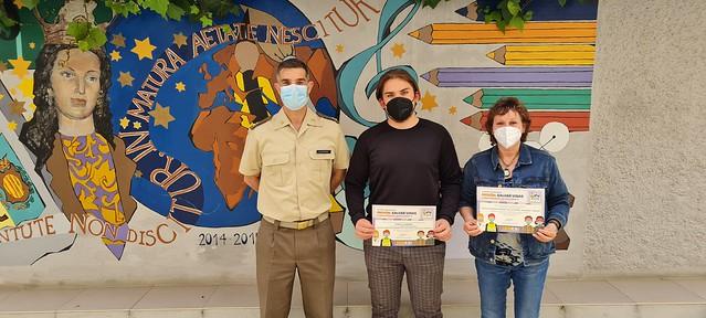 Concurso Carta a un militar español