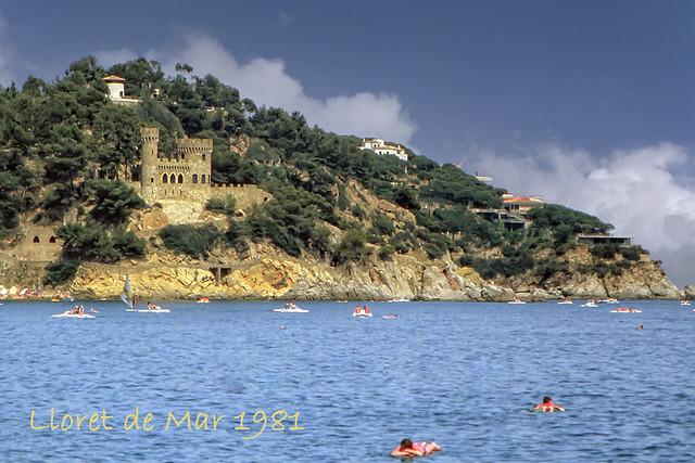 Lloret de Mar - Catalonië - Spanje