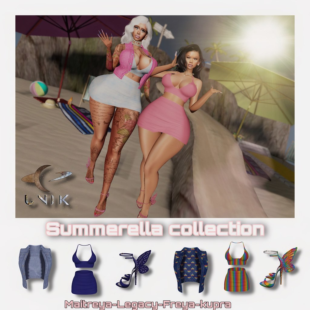 Summerella Collection @Unik Event