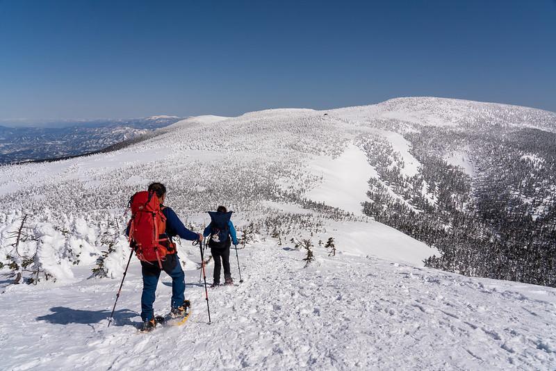 西吾妻山の稜線ハイキング