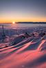Zimowy wschód