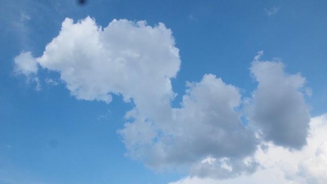 S6070367 Wolken-Schauspiel