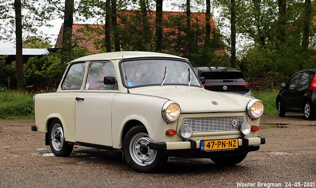 Trabant 601 1988