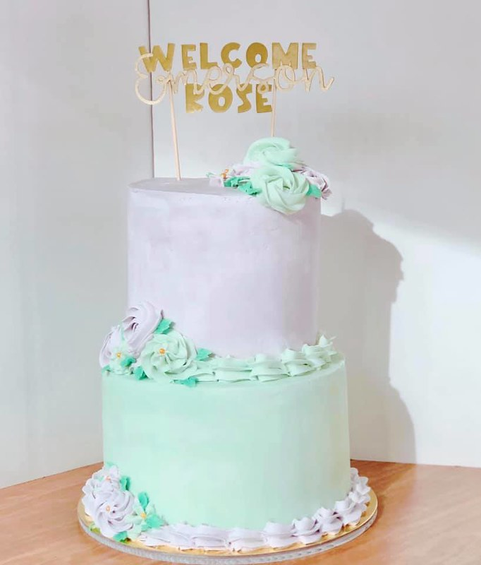 Cake by The Little Cupcakery