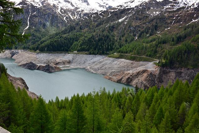 Alpe Cavalasca - Luzzone