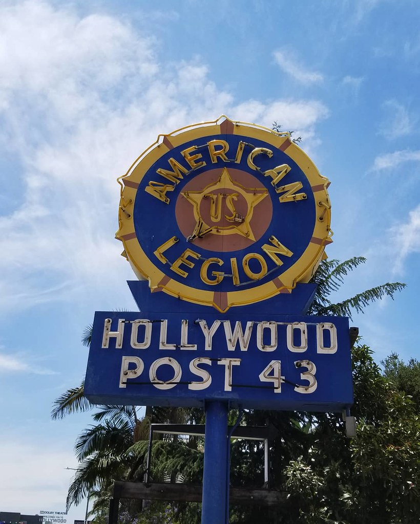 American Legion Hollywood Post 43
