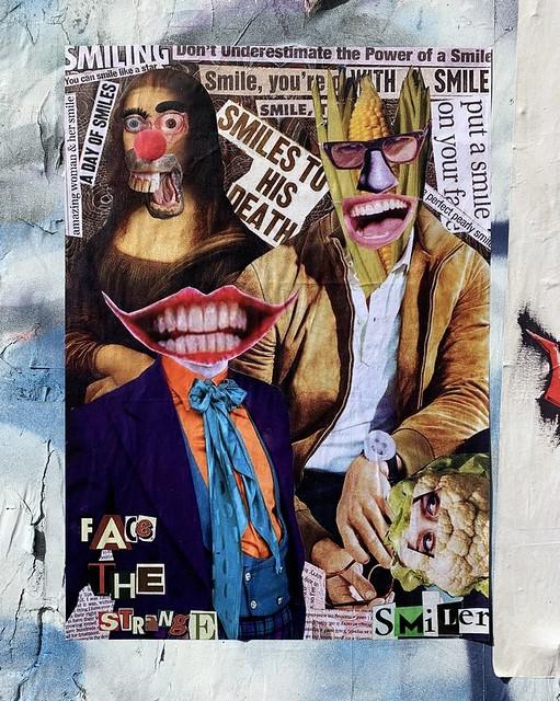 Smiler & Face The Strange