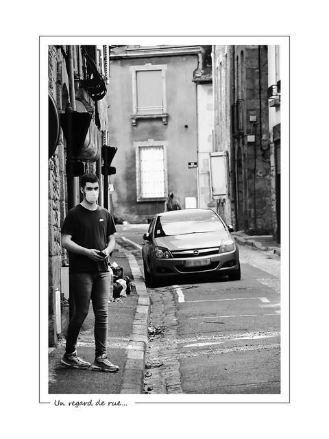 Street look ! / Un regard de rue