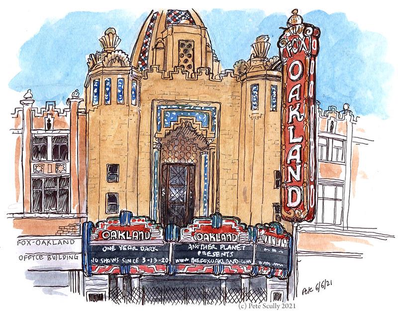 Oakland Fox Theater