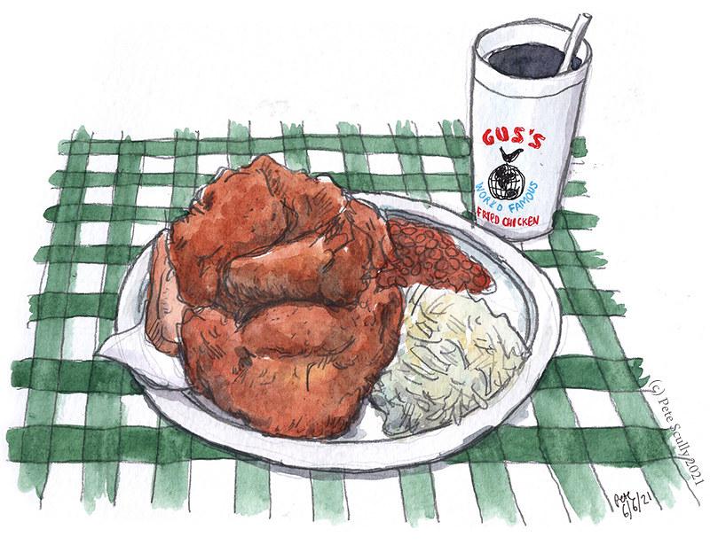 Gus's Fried Chicken Oakland