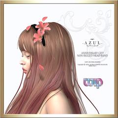 (AD) -AZUL- ANNV GIFT [WIP]