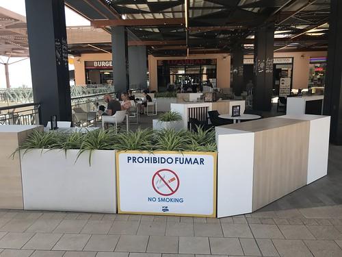 Prohibido fumar, por la pandemia pero ojalá siga así para siempre