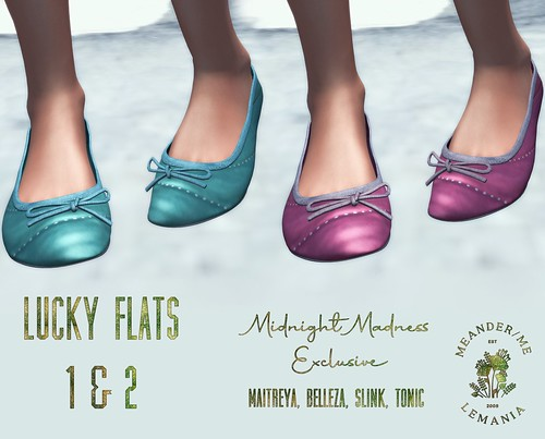 Lucky Flats Midnight Madness Exclsuive