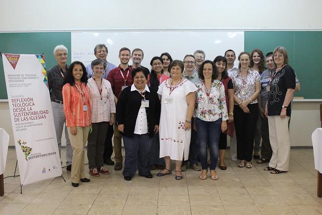 I Seminario de Teológos/as y Educadores/as