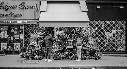 le fleuriste - street Covid19 #19
