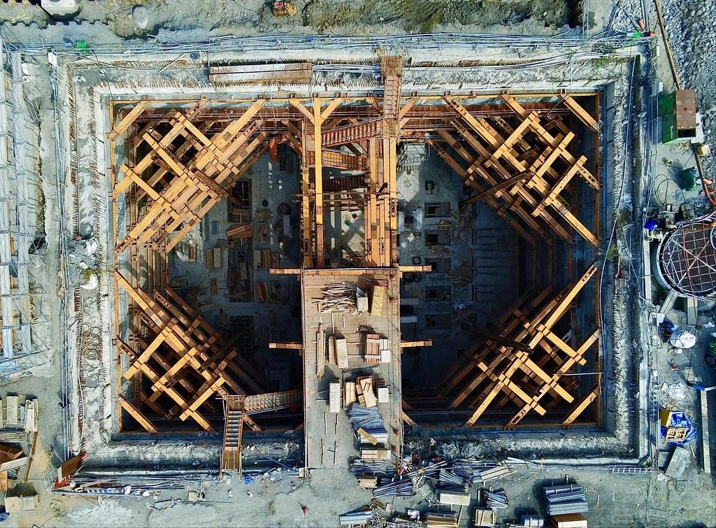 高雄第二座再生水廠「臨海水資源中心」將於今年年底完工。圖片來源:高雄市水利局