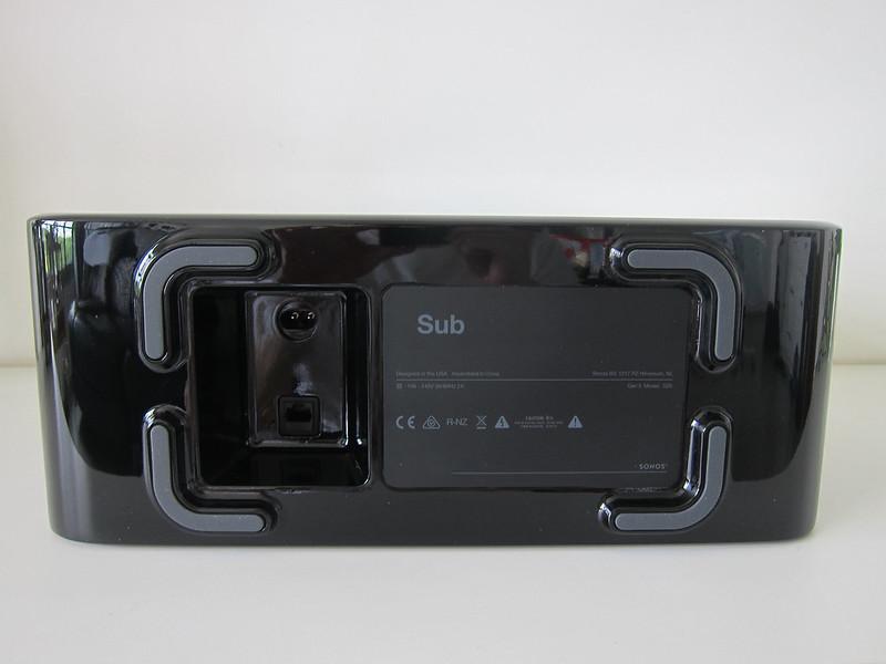 Sonos Sub (Gen 3) - Bottom