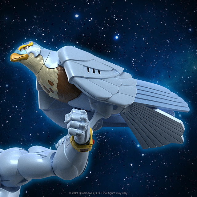 Super7 Silverhawks Ultimates