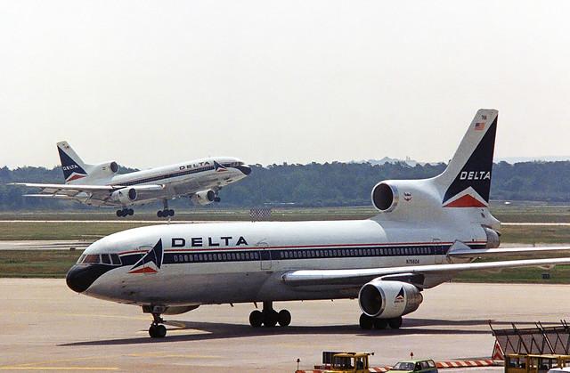 Delta Lockheed L-1011-500 N766DA