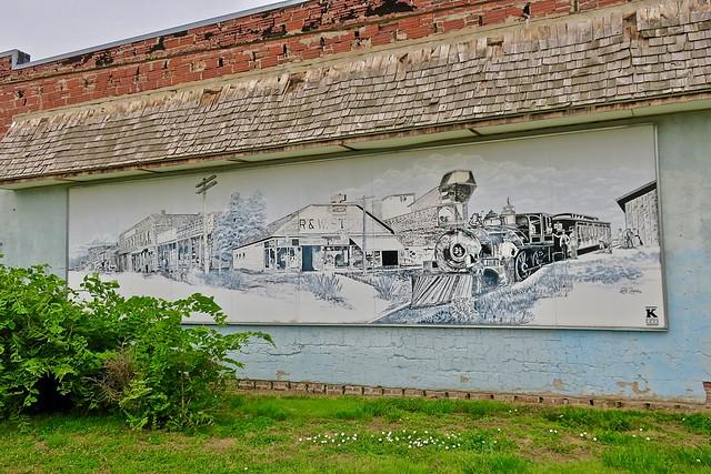 Mural, Ellis, KS