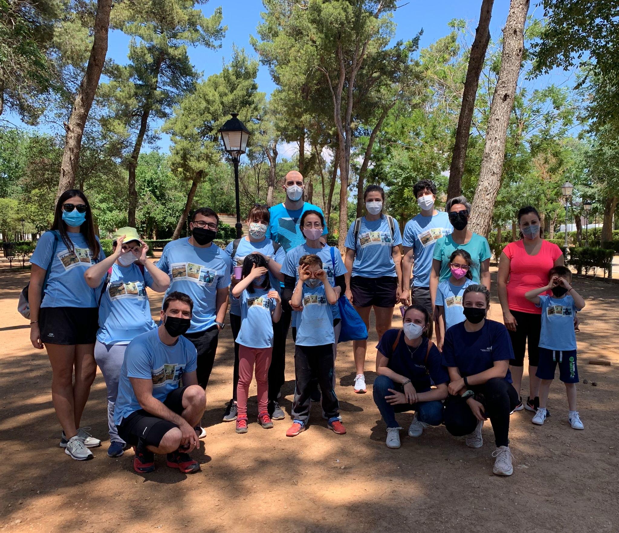 Día de las Jornadas Ambientales de Decathlon y ACA