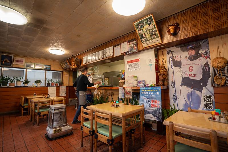 猪苗代町のまるいち食堂