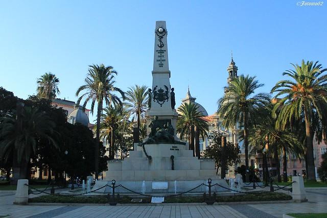 Monumento a los Heroes de Cavite
