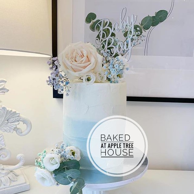 Cake by Baked at Appletree House