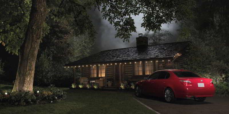 New Mel's cabin