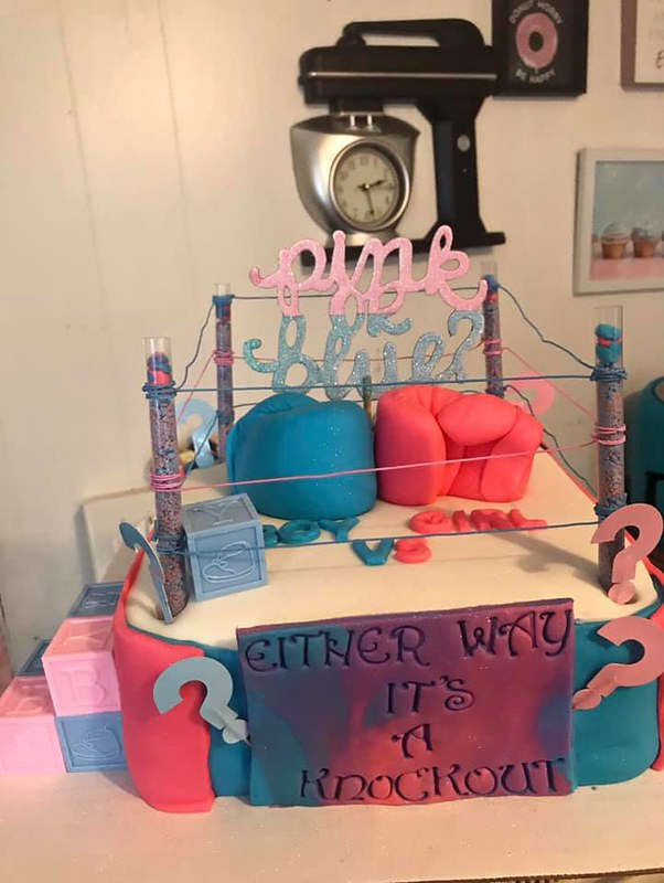 Cake by SugarMamas Home Cakery
