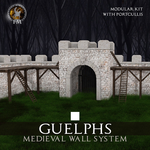 F&M Guelph Medieval Wall System