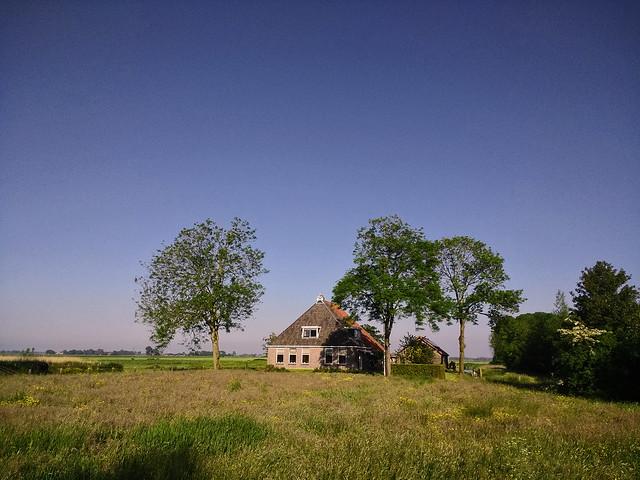 Frysian landscape near Goënga - The Netherlands (190452811)