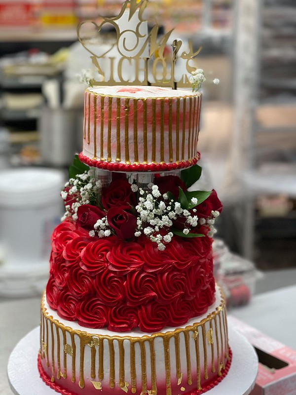 Cake by Ariam's Cakes
