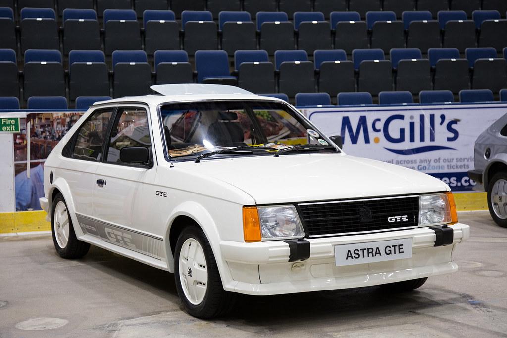 Erskine Classic Cars 2017