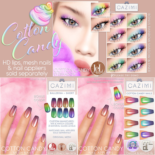 Cotton Candy @ Pretty