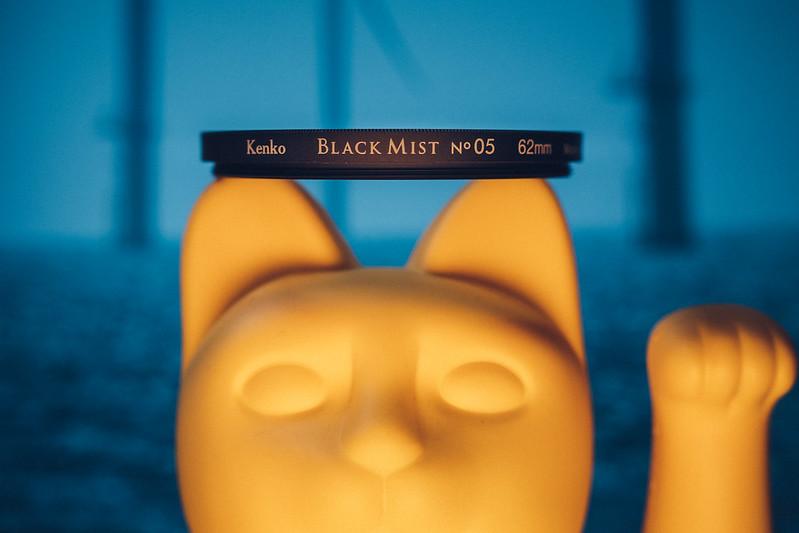 Kenko black mist no.5 黑柔焦鏡片