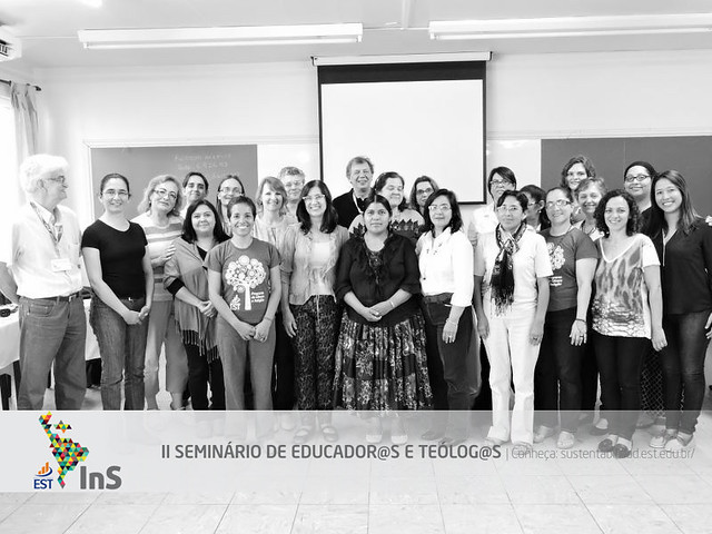 II Seminario de Teológos/as y Educadores/as