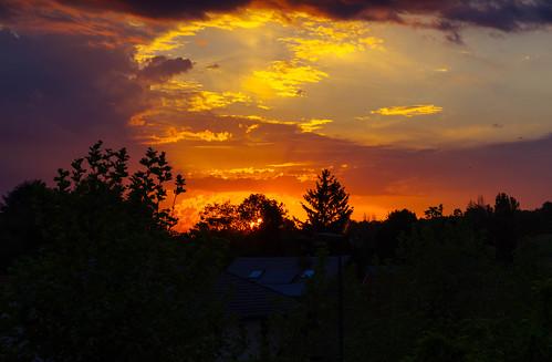 belgium sterrebeek sunset storm pentaxk1markii hdpentaxdfa2470mmf28edsdmwr