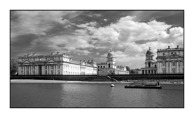 Naval College Water Front