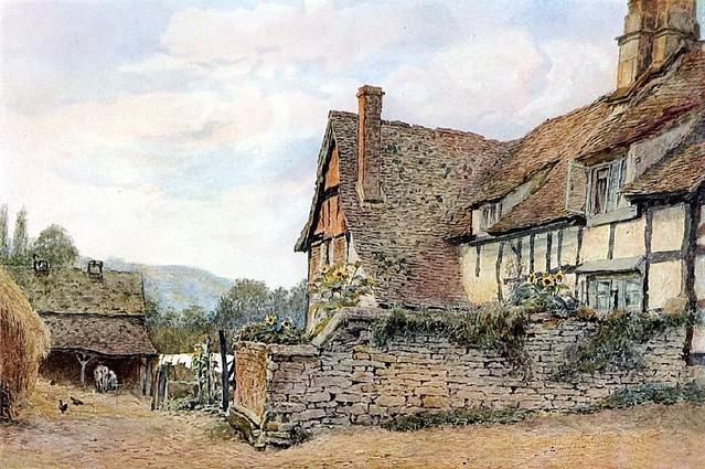 Pershore-Worcestershire-England