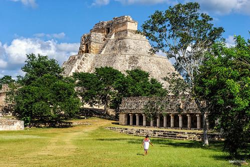 Detalle del La Gran Pirámide