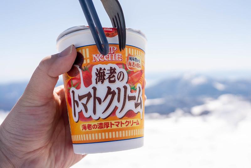 海老のトマトクリーム