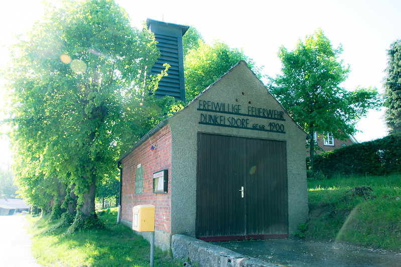 Dorfspaziergang: Dunkelsdorf