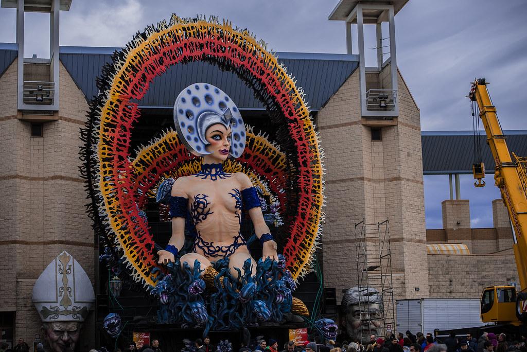 Carnevale di Viareggio (2017)