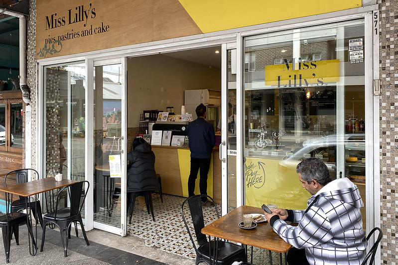 Miss Lilly's Bakery Cafe
