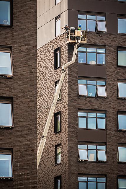 High rise repairs