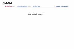 Flickr Inbox Not Loading by thomashawkblog